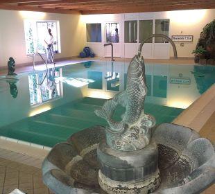 Brunnen Schlosshotel Ralswiek