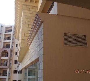Lärmender Ventilator! Hotel Mövenpick Resort & Marine Spa Sousse