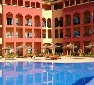 Schöne Anlage Hotel Don Antonio