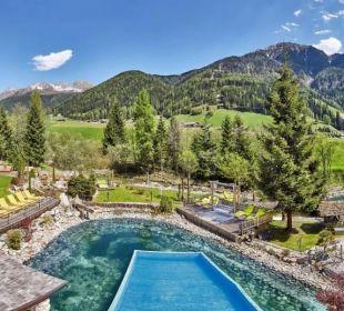 Vitalpark auf 5.000 m² Hotel Quelle Nature Spa Resort