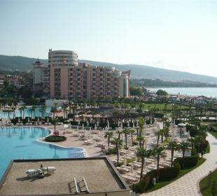 Ausblick aufs Meer Victoria Palace Hotel & Spa