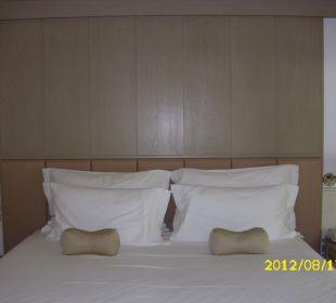 Teil des Schlafzimmers Hotel Rest Detail Hua Hin