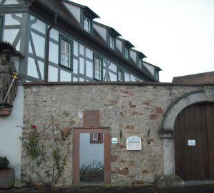 Außenansicht Hotel Meisnerhof
