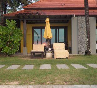 Unser Bungalow Hotel Chong Fah Beach Resort