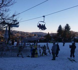 Im Schnee  Hapimag Resort Winterberg