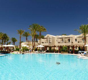 Blick vom Pool Hotel Iberotel Makadi Beach