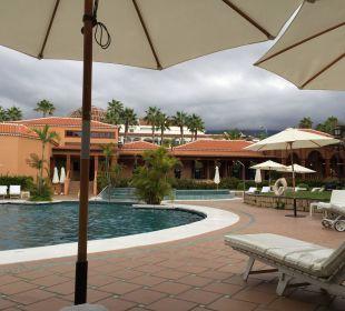 Kleinerer Pool am SPA Hotel Botanico