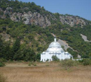 Aus unserem Fenster Hotel Anatolia Resort