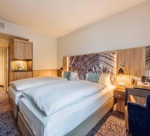 Zweibettzimmer CityClass Hotel Residence