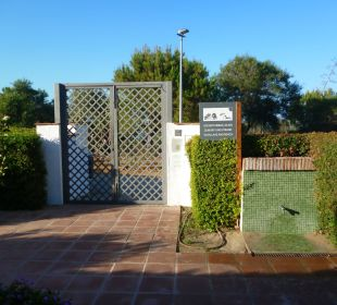 Tor zum Strand Fuerte Conil & Costa Luz Resort