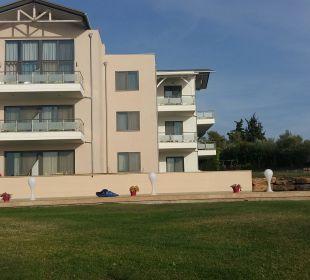 Gebäude mit Meerblick Hotel Istion Club & Spa