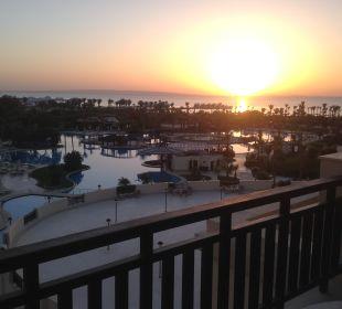 Ausblick Steigenberger Al Dau Beach Hotel