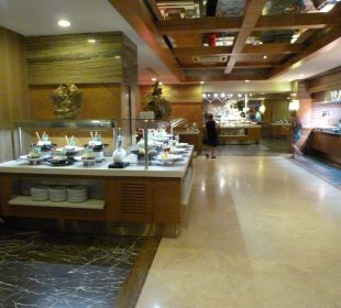 Büffet Hotel Royal Dragon