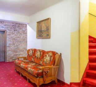 Stiegenhaus Hotel Ariell