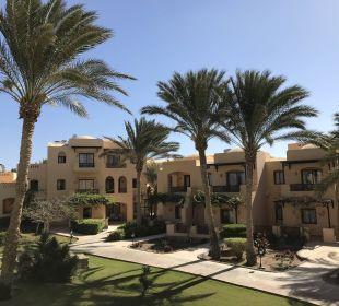 Schöne Anlage Hotel Steigenberger Coraya Beach