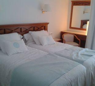 Schlafzimmer Aparthotel Esperanza Park