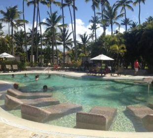 Preff. Club Pool in der Anlage Now Larimar Punta Cana