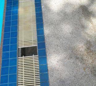 Unfallgefahr Hotel Pattaya Garden