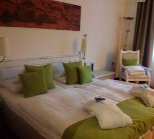 Unser Zimmer Quellness Golf Resort - Das Ludwig