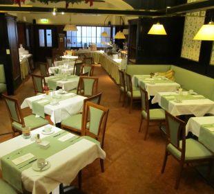 Frühstücksraum Hotel Erzherzog Rainer