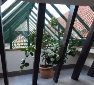 Überall nette Details Hotel Travel Charme Gothisches Haus