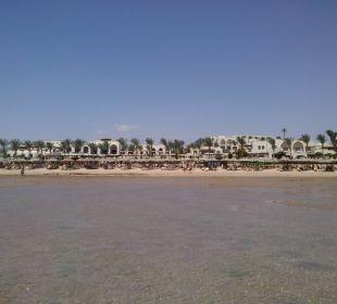 Hotel von der Wasserseite