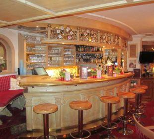 Hotelbar Olympia Relax Hotel Leonhard Stock
