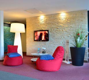 Hotellobby centraHOTEL