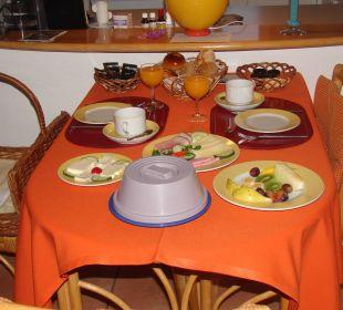 Frühstück Villa Opuntia