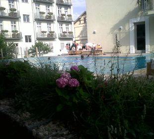 Beheitzter Pool Strandhotel Heringsdorf