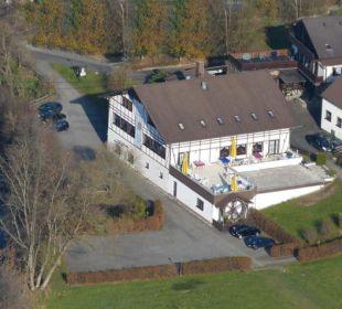 Luftbild der gesamten Anlage Limbacher Mühle
