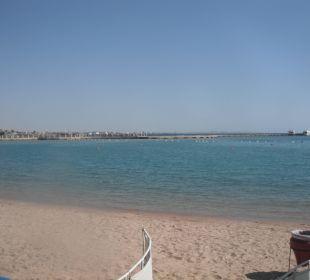 Ruhiges Meer Dana Beach Resort