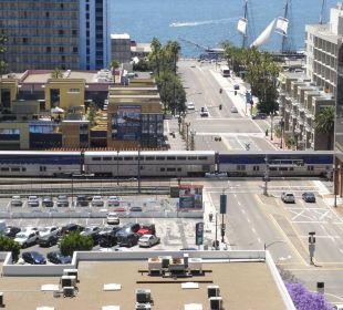 Zug und Straßenbahn Best Western Hotel Bayside Inn
