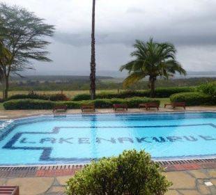 Der schöne Pool Hotel Lake Nakuru Lodge