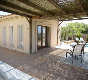 Suite Rosa, Terrasse und privater Pool Finca Amapola