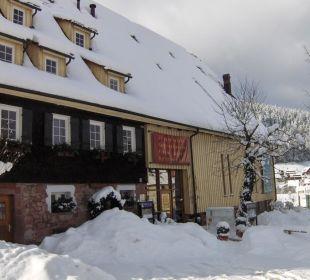 Schneebild Waldknechtshof