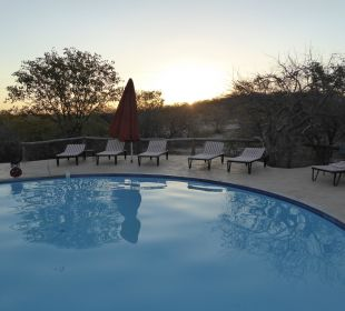 Pool Etosha Safari Camp