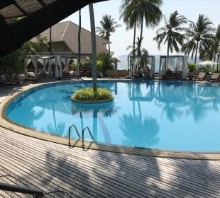 Pool Cape Panwa Hotel