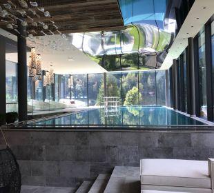 Wellnessbereich drin Alpin Life Resort Lürzerhof