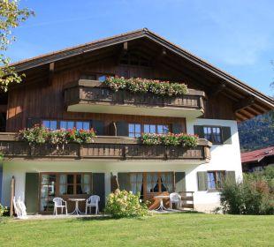 Unser Haus am Mühlenweg Ferienwohnungen Thannheimer