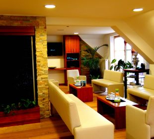 Ausschnitt vom TCM-Zentrum Hapimag Resort Winterberg