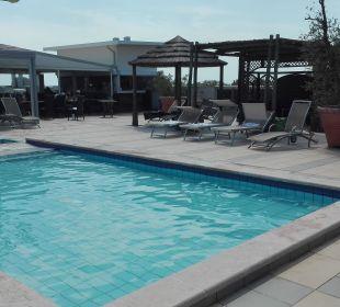 Pool am Dach Hotel Eraclea Palace