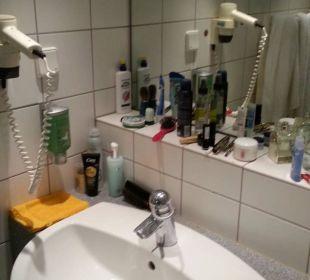 Waschtichbereich Hotel Maternushaus