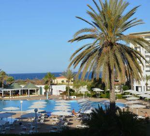 Ausblick Hotel El Mouradi Palm Marina