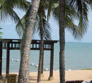 Schöner Strand / Ausblick Sea Sand Sun Resort