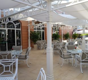 Restaurant Hotel Riu Garoe