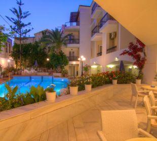 Bar-pool Hotel Fortezza