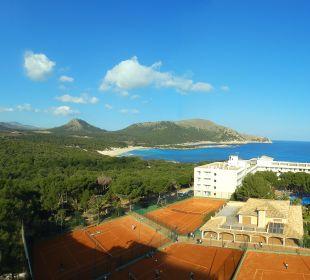 Tennisplätze Hotel & Spa S'Entrador Playa