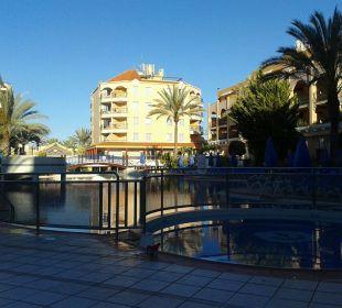 Blick von Der Poolbar Hotel Mirador Maspalomas Dunas