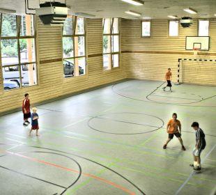 Sporthalle Hotel Kleinenzhof